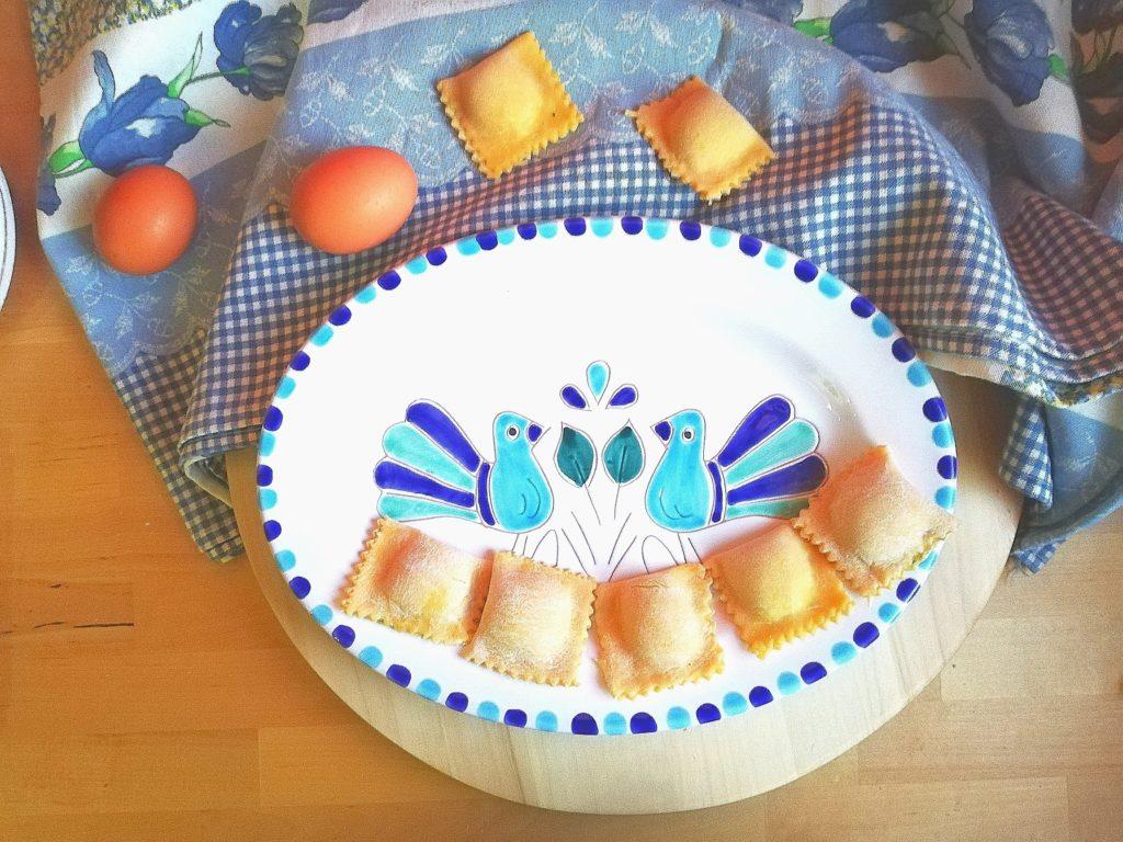 Tortelli alle erbette fatti a mano - Blog di cucina